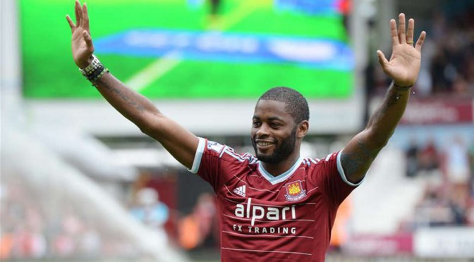 New West Ham loan signing Alex Song