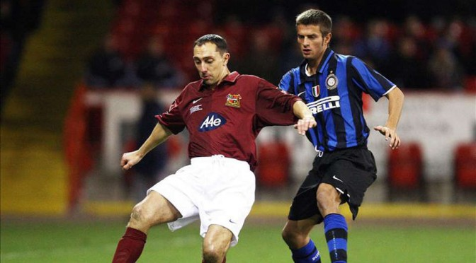 Sheffield FC take on Inter Milan in the 150 year anniversary