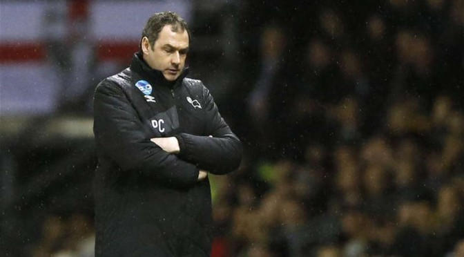 Ex-Derby County manager Paul Clement