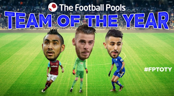 Team of the Year voters opt to look past Leicester and Spurs