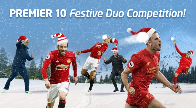 Premier 10 Festive Duo Competition